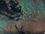 تحديث | تجدد الأمطار بعد قليل على العاصمة عمان