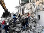 ألبانيا... ارتفاع عدد وفيات الزلزال  إلى 25 واستمرار أعمال الإنقاذ