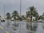 الثلاثاء | استمرار حالة من عدم الاستقرار الجوي على أجزاء من المناطق الوسطى والغربية  والشمالية من المملكة