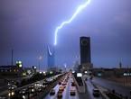 السعودية | الرياض على موعد مع صباح ماطر يوم الثلاثاء