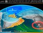 الإمارات | حالة من عدم الاستقرار الجوي اعتبارًا من السبت حتى الأربعاء
