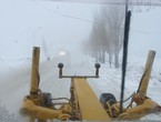Live broadcast from Errachidia to transfer the opening of roads, due to the accumulation of snow