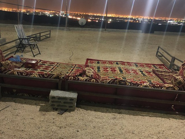 مخيم مشري الربيعي بمطل الجنادريه بالرياض