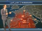 شاهد - آخر تطورات موجات الحر المؤثرة على أوروبا الخليج العربي وبلاد الشام