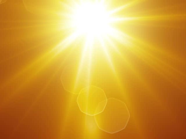 الطقس حول العالم   تركز الكتلة الحارة علىاسبانيا وفرنسا وسويسرا ودرجات حرارة مرتفعة وغير اعتيادية