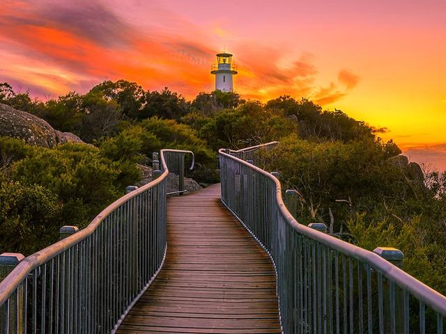 أشهر الوجهات السياحية في جزيرة تاسمانيا