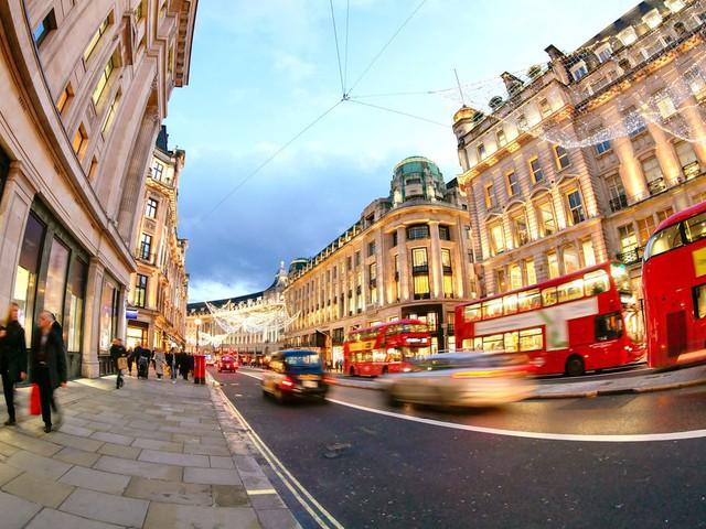 أبرز وجهات وشوارع التسوق في لندن