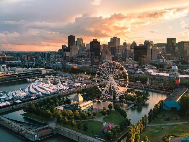 أبرز معالم الجذب السياحي مونتريال كندا