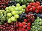 فوائد العنب... يحمي القلب ويحارب الكوليسترول الضار في الجسم