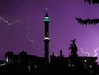 الأربعاء | طقس حار نسبياً .. استمرار فرصة زخات الأمطار الرعدية في أجزاء مختلفة من المملكة