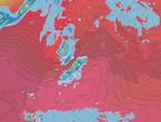عودة الأجواء الماطرة و الرعدية للمناطق الشمالية منتصف الاسبوع