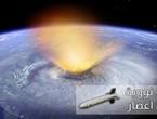 بالفيديو | ماذا سيحدث لو قمنا بتفجير قنبلة نووية داخل اعصار ؟