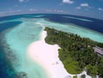 فيديو بعين الطائر.. جزيرة آسدو صان في المالديف