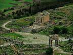 """مدينة """"جميلة"""".. واحدة من الدرر الرومانية في الجزائر"""