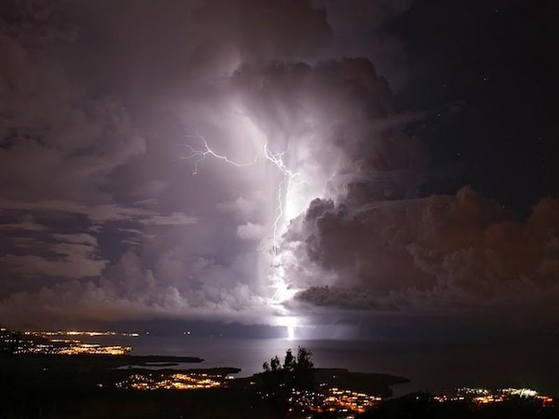 هذه البقعة من العالم هي الأكثر تعرضاً للعواصف الرعدية وضربات الصواعق!