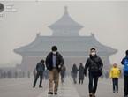 بالصور: العاصمة التي لاترى الشمس بسبب التلوث