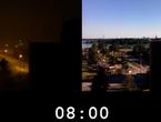 """""""فيديو"""" شاهد الفرق المدهش ما بين طول الليل والنهار في مدينة هلسنكي الفنلندية بالمقارنة بين فصليّ الصيف والشتاء"""