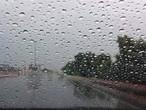 مصر | جبهة هوائية باردة تعبر شمال البلاد تترافق بزخات من الأمطار