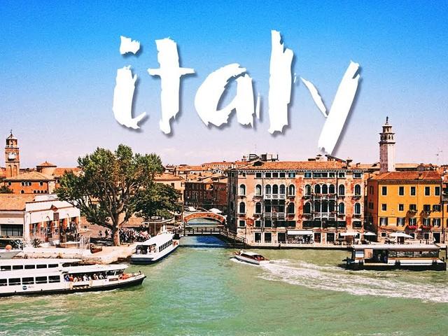 10 نصائح ومعلومات قبل السفر الى إيطاليا