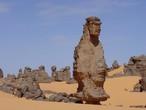 فنون الطبيعة والبشر في محمية طاسيلي ناجر بالجزائر