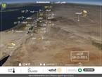 الأردن | حالة الطقس ودرجات الحرارة المتوقعة يوم الإثنين 18/11/2019