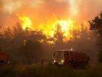 الحرائق تُدمر 100 منزل في أستراليا