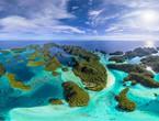 كيف تصل إلى جزر راجا أمبات في إندونيسيا؟