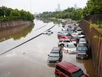 قتلى ومفقودين في فيضانات عارمة ولاية تكساس الأمريكية
