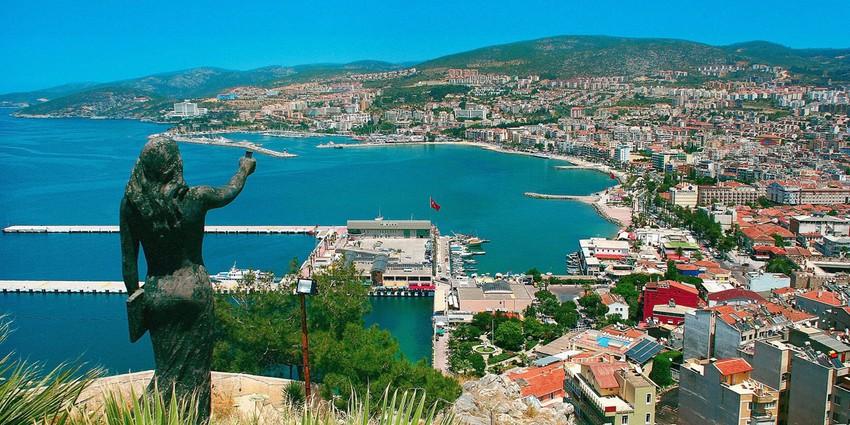 نتيجة بحث الصور عن مدينة كوساداسي في تركيا