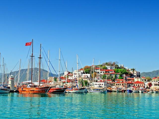 خمسةٌ من أفضل الأماكن في مدينة مرمريس التركية