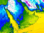 Saudi Arabia A new cold wave affects the kingdom until Monday and the temperature is around zero