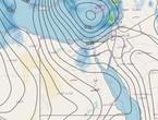 الخميس والجمعة | أجواء مغبرة وممطرة على أجزاء واسعة من شمال البلاد
