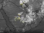 تحديث الساعة الخامسة فجراً: استمرار الأمطار الرعدية على شمال وشرق منطقة الرياض وتصل العاصمة خلال الساعات القليلة القادمة.
