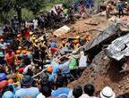 الفلبين... مقتل 4 على الأقل في انهيار أرضي وعشرات المفقودين