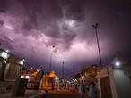 مكة المكرمة والمشاعر المقدسة | تجدد السحب الرعدية وزخات الأمطار نهار الثلاثاء