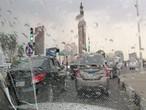 مصر | حالة من عدم الإستقرار و زخات من الأمطار متوقعة نهاية الأسبوع