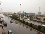 الرياض | استمرار حالة عدم الاستقرار الجوي يومي الاحد و الاثنين