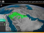 Saudi Arabia Important developments and additional intensification of the rainy situation in Tabuk, Al-Jawf and Hafar Al-Batin on Wednesday
