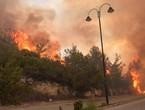 لبنان يحترق .. حرائق ضخمة تجتاح لبنان وصرخات استغاثة من الحياء والبلدات المنكوبة