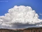 الخميس | انخفاض على درجات الحرارة.. طقس غائم جزئي وفرصة لزخات رعدية من المطر بعد الظُهر