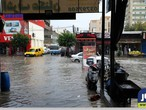 Heavy rains in Lebanon and floods cut off roads in a number of areas ... Watch the video