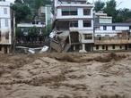 ارتفاع ضحايا فيضانات الصين لـ 83 شخصاً