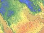 السعودية | كتلة هوائية باردة وغير اعتيادية تهوي بدرجات الحرارة شمالاً إلى 5 درجات مئوية فقط مساء الأحد والاثنين !