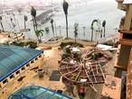 بالصور .. وفاة 6 أشخاص على الأقل في جزيرة سان مارتان بسبب الإعصار إرما
