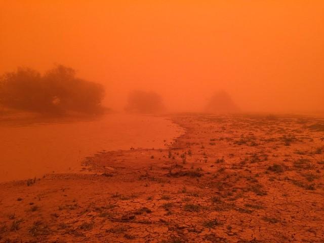 لهذه الأسباب تكونت العواصف الغبارية على مناطق واسعة من الوطن العربي