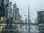 الإمارات |  حالة ماطرة تبدأ بالتأثير على البلاد يوم السبت وتشتد نهار الأحد .. أمطار رعدية متوقعة في مناطق واسعة