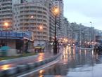 زخات امطار رعدية مُحتملة في اجزاء من شمال البلاد الخميس