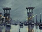 الأحد - الاثنين | منخفض ممطر ومُغبر على شمال مصر