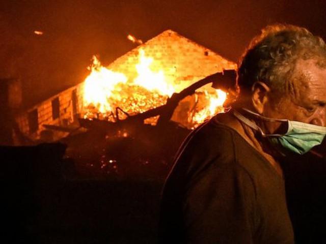 وفاة 30 شخصًا على الأقل في حرائق غابات بالبرتغال
