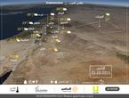 الأردن | حالة الطقس ودرجات الحرارة العظمى والصغرى المتوقعة يوم الاثنين 21/10/2019